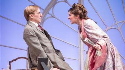 Lady Windermere's Fan at Vaudeville Theatre,London