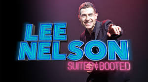 Lee Nelson: Suited and Booted gallery image