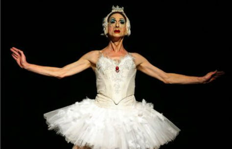 Les Ballets Trockadero de Monte Carlo: Programme A at Peacock Theatre, London