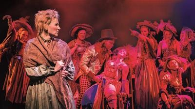 Les Miserables at Queens Theatre & Dinner at Jamies Italian - Piccadilly at Queens Theatre,London