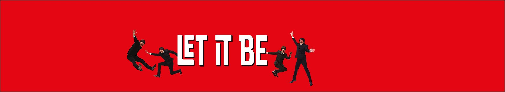 Let It Be banner image