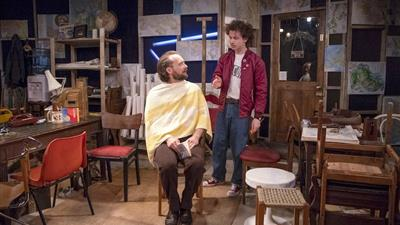 Lonely Planet at Trafalgar Studios 2,London