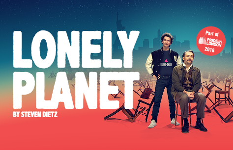 Lonely Planet at Trafalgar Studios 2, London