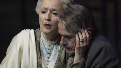 Long Day's Journey Into Night at Wyndham's Theatre,London