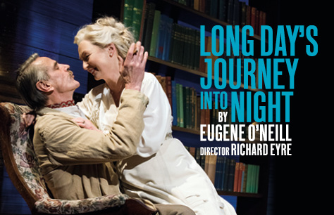 Long Day's Journey Into Night at Wyndhams Theatre, London