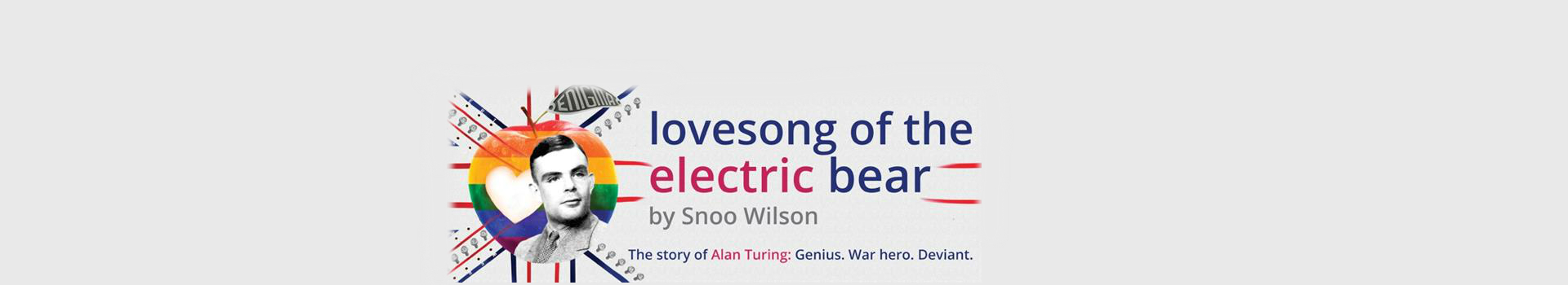 Loveong Of The Electric Bear tickets London