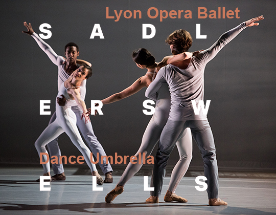 Lyon Opera Ballet - Trois Grandes Fugues Gallery Images