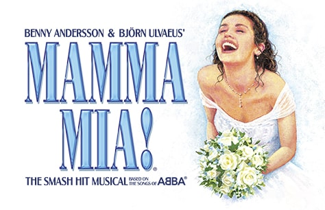 Mamma Mia! & Dinner at Jamie's Italian  at Novello Theatre, London