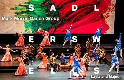 Mark Morris Dance Group / Silkroad Ensemble: Layla and Majnun
