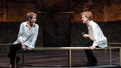 Mary Stuart at Duke of Yorks Theatre,London
