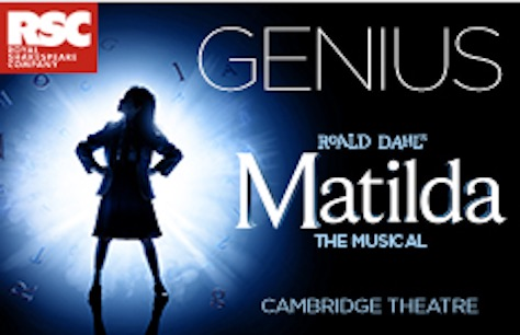 Matilda The Musical & Dinner at Steak & Lobster - Bloomsbury