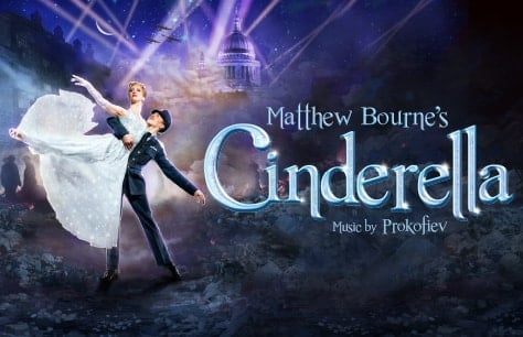 Matthew Bourne's Cinderella — New Adventures at Sadler's Wells, London
