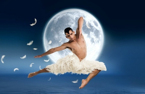 Matthew Bourne´s Swan Lake