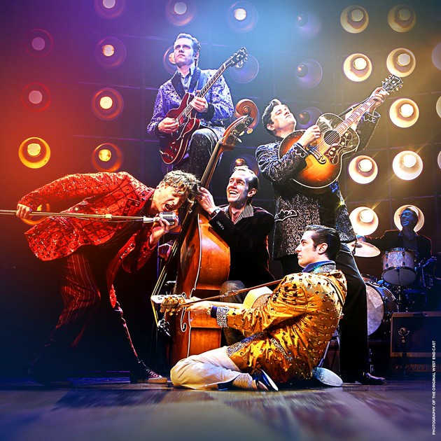 Million Dollar Quartet gallery image