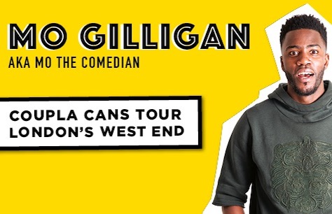 Mo Gilligan at Vaudeville Theatre, London