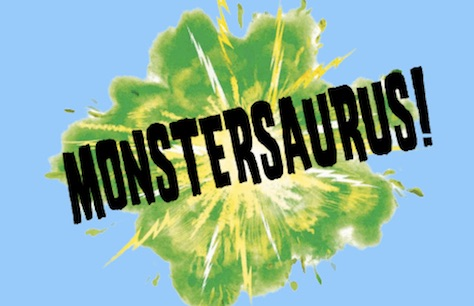 Monstersaurus at Purcell Room, Southbank Centre, London
