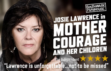 Mother Courage at Southwark Playhouse, London