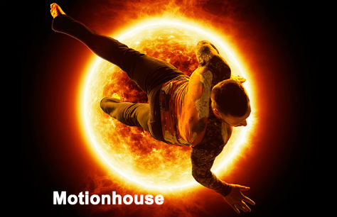 Motionhouse: Charge at Peacock Theatre, London