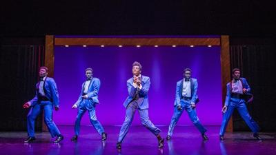 Motown: The Musical at Shaftesbury Theatre,London