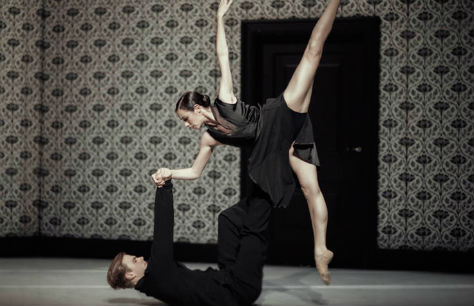 Nederlands Dans Theater 1:  León & Lightfoot / Pite / Goecke at Sadler's Wells, London