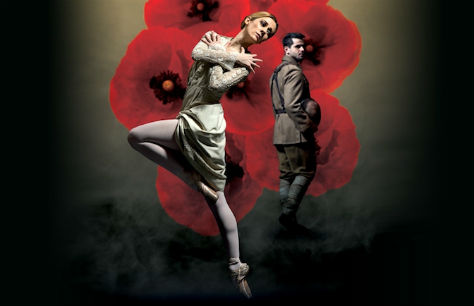 New English Ballet Theatre: The Four Seasons / Remembrance at Peacock Theatre, London