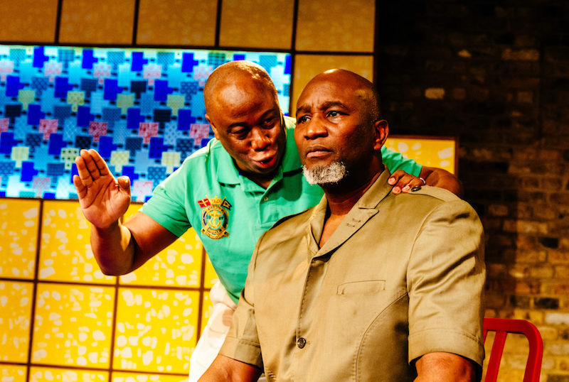 New Nigerians tickets at the Arcola Theatre