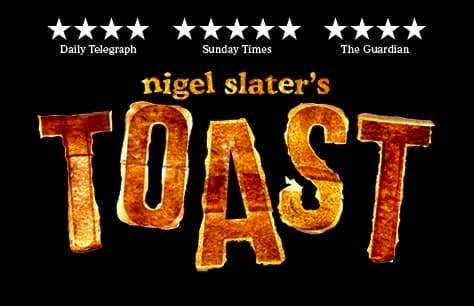 Nigel Slater's Toast Tickets