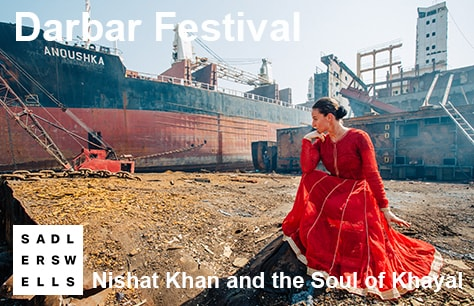 Nishat Khan and the Soul of Khayal - Darbar Festival 2017