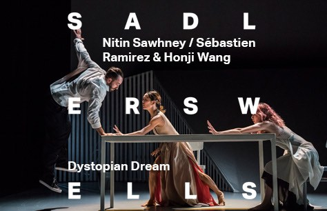 Nitin Sawhney / Sébastien Ramirez & Honji Wang: Dystopian Dream Tickets