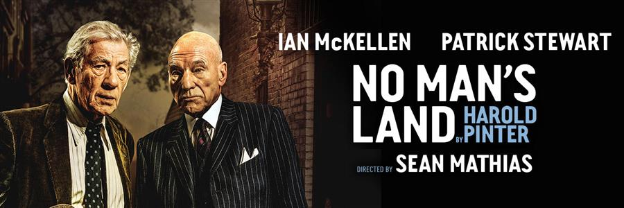 No Man's Land tickets starring Ian McKellan and Patrick Stewart, London Wyndham's Theatre