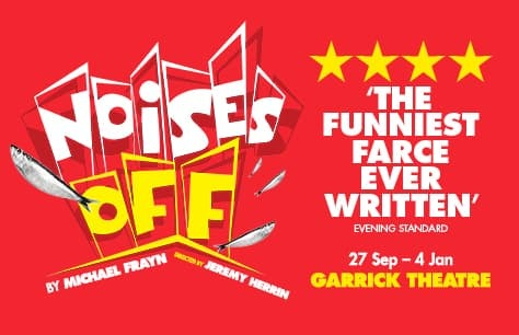 Noises Off. Tickets