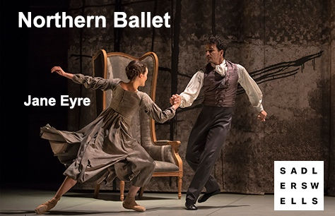 Northern Ballet: Jane Eyre at Sadler's Wells, London