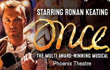 The Grammy award winning Once extends run to May 2014