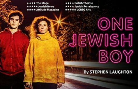 One Jewish Boy Tickets