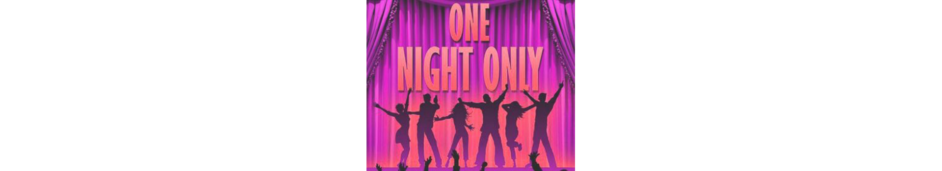 One Night Only!@ The London Palladium banner image