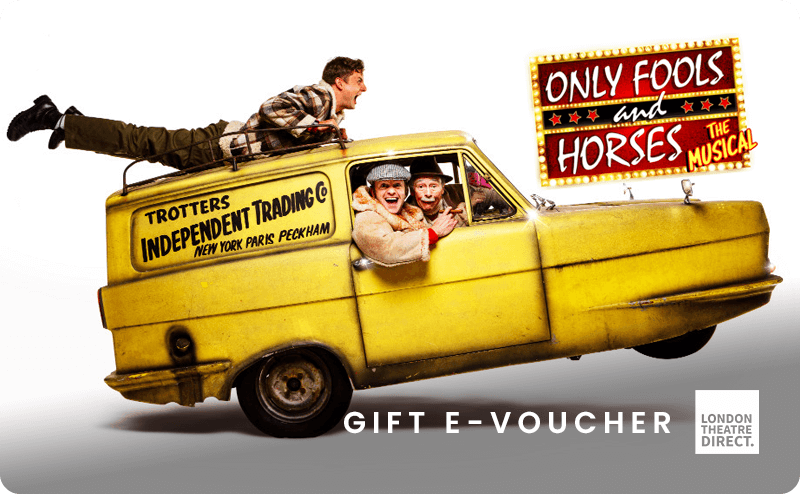 Only Fools And Horses Gift E-Voucher