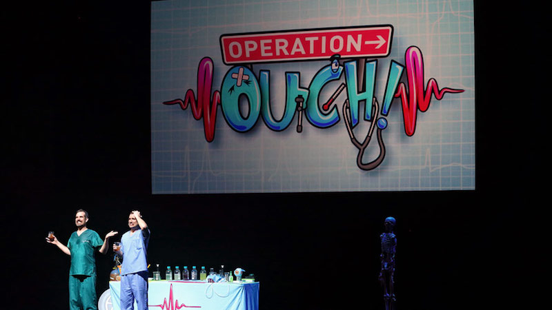 Operation Ouch Live on Stage gallery image