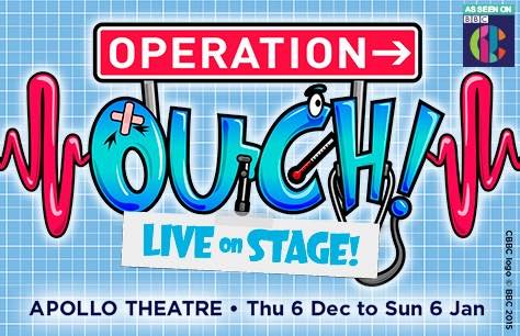 Operation Ouch Live on Stage