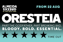 Review: A Standing Ovation for Oresteia