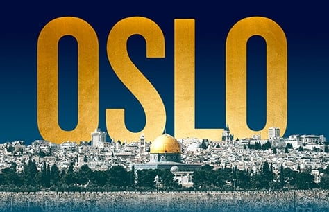 Oslo at Harold Pinter Theatre, London