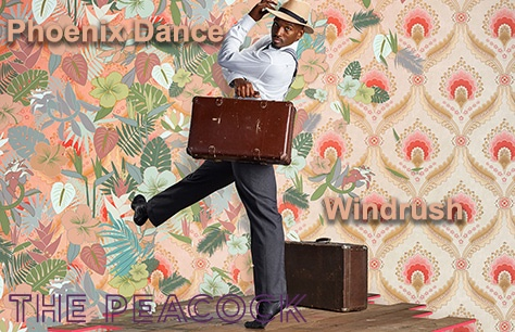 Phoenix Dance: Windrush at Peacock Theatre, London