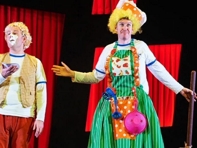 Potted Panto 2020 gallery image
