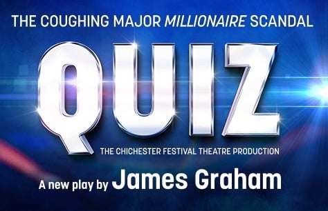Quiz at Noel Coward Theatre, London