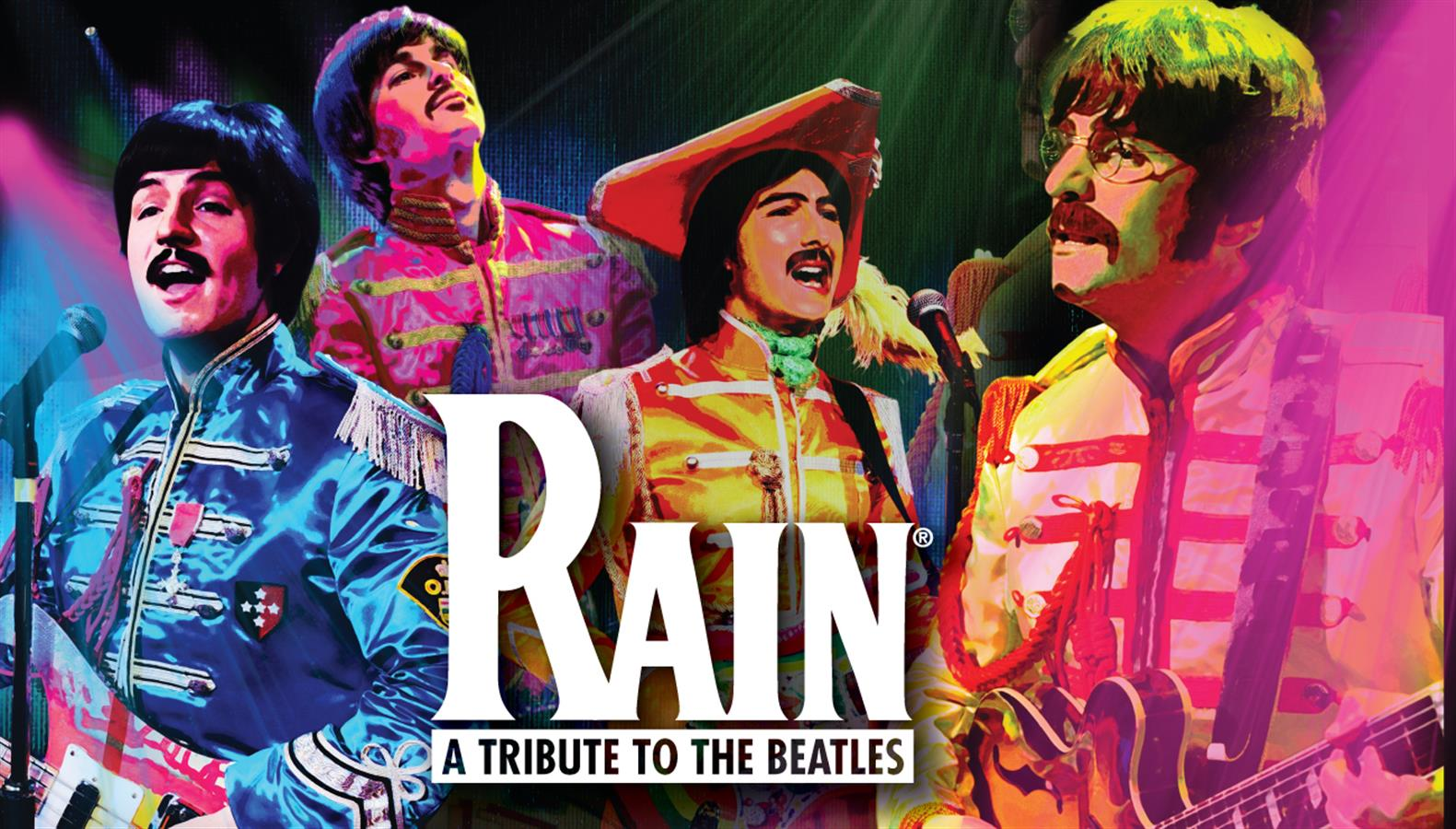 Rain : 50 Years of SGT Pepper tickets