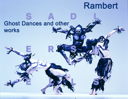 Rambert — Ghost Dances and other works tickets