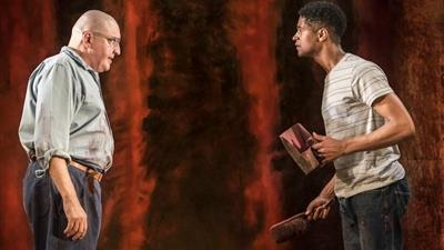 Red at Wyndham's Theatre,London