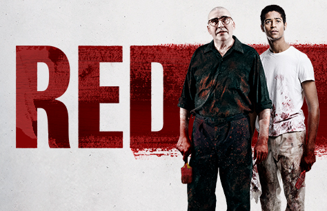 Red at Wyndham's Theatre, London