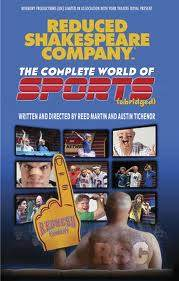 The Complete World Of Sports at the Arts Theatre London