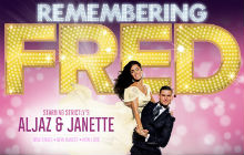 Remembering Fred  at London Palladium, London