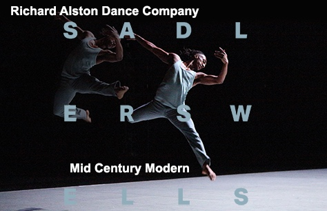 Richard Alston Dance Company: Mid Century Modern at Sadler's Wells, London